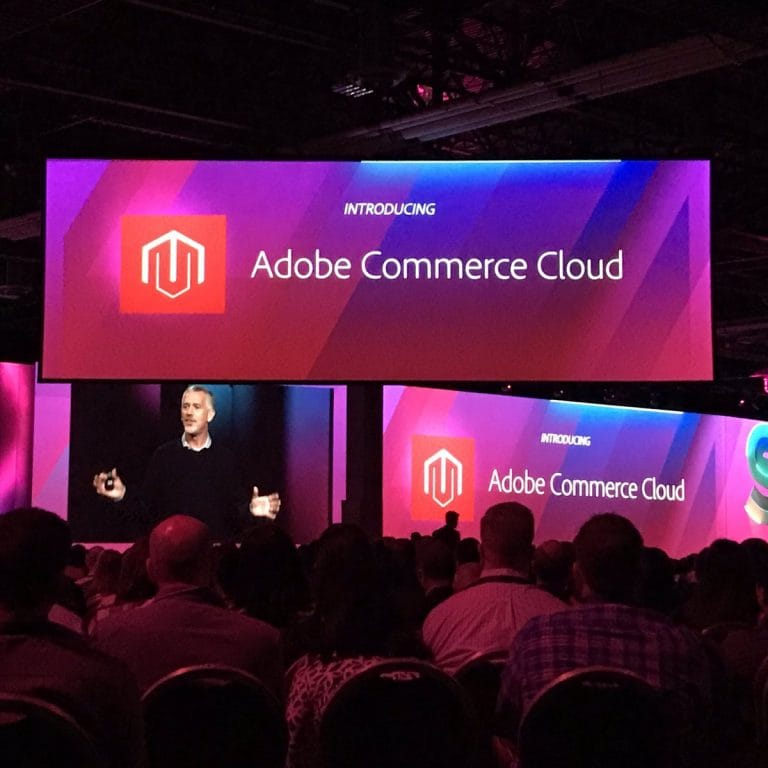 Adobe Commerce Cloud Unveiled at Adobe Summit